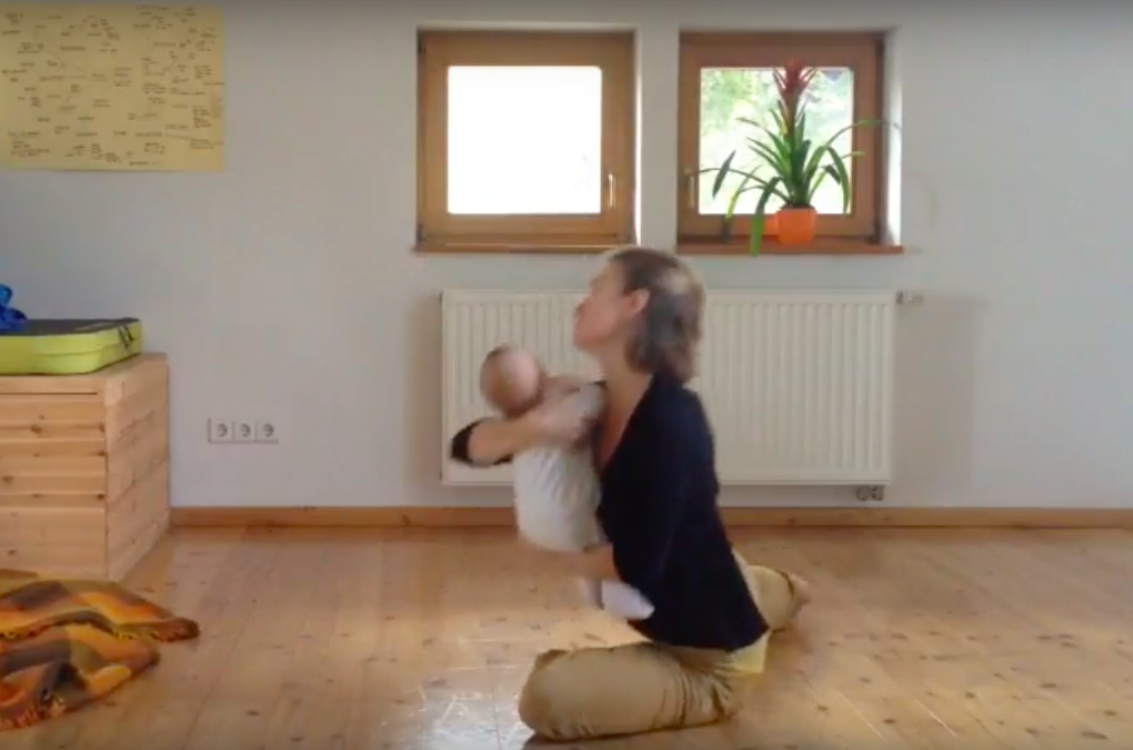 Some post-birth thoughts about movement and pregnancy