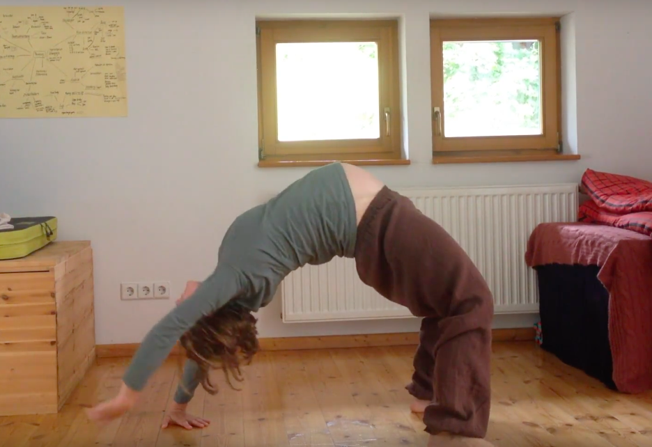A Journal On How My Movement Pratice Changed During Pregnancy